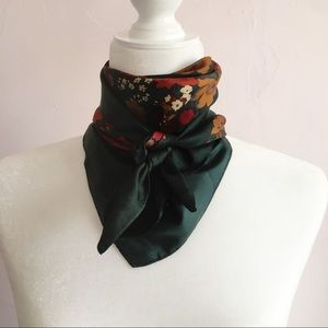Liberty of London Floral Silk Scarf